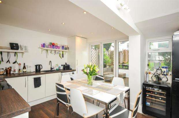 4 Bedrooms House for sale in Byne Road, London