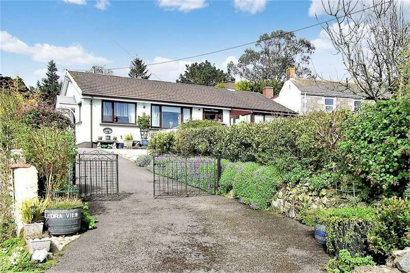 3 Bedrooms Detached Bungalow for sale in Lanner, Redruth, Cornwall