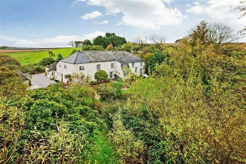 6 Bedrooms Detached House for sale in Cornworthy, Devon, TQ9