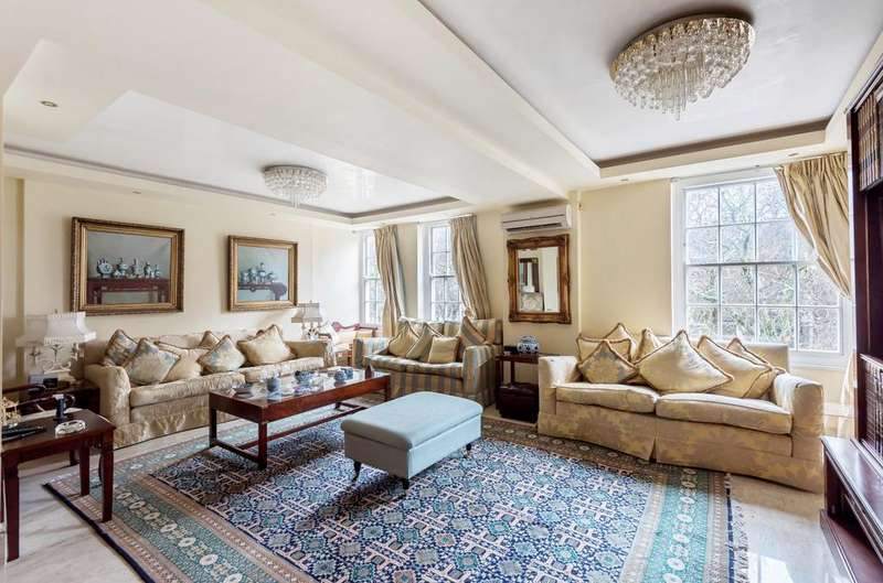 7 Bedrooms Apartment Flat for sale in Portman Square, Marylebone, London W1