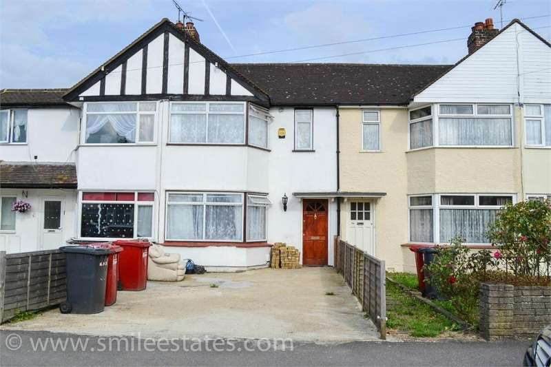 2 Bedrooms Terraced House for sale in Mildenhall Road, Slough, Berkshire