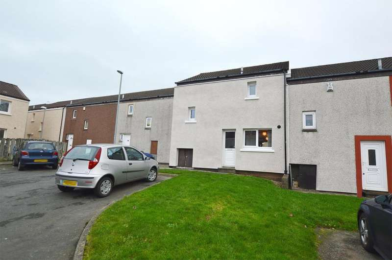2 Bedrooms Terraced House for sale in 14 Garelet Place, Bourtreehill South, IRVINE, KA11 1EX