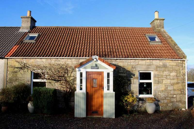 5 Bedrooms Semi Detached House for sale in Kettlehill, Cupar, KY15