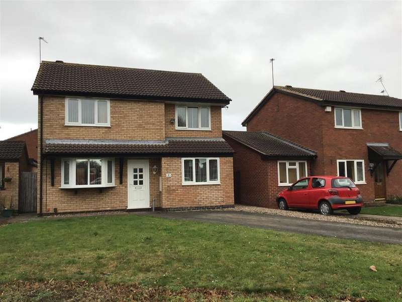 4 Bedrooms Detached House for sale in Farmside Green, Pendeford, Wolverhampton