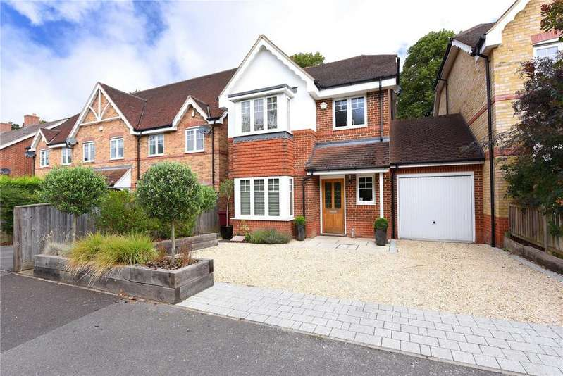 4 Bedrooms Detached House for sale in Larissa Close, Tilehurst, Reading, Berkshire, RG31