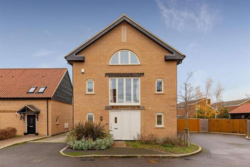 4 Bedrooms Detached House for sale in Pedley Farm Close, Clifton, Shefford