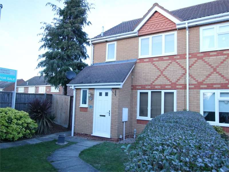 3 Bedrooms Semi Detached House for sale in ST NEOTS