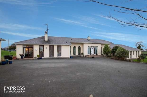 6 Bedrooms Detached Bungalow for sale in Myra Road, Strangford, County Down