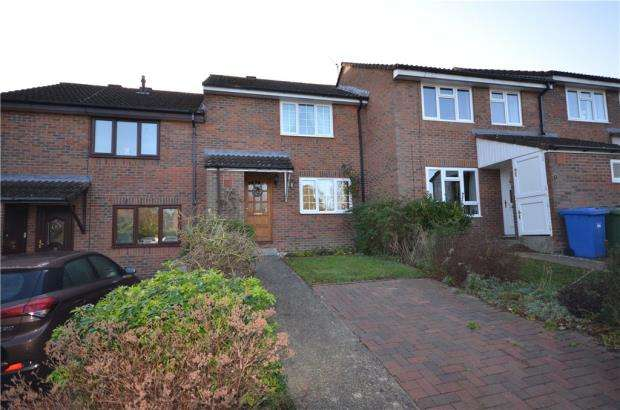 2 Bedrooms Terraced House for sale in Warwick, Bracknell, Berkshire