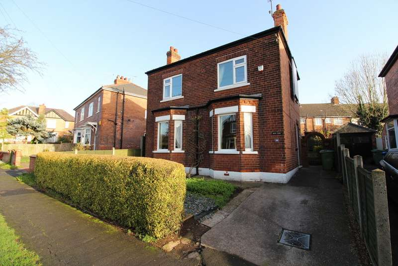 3 Bedrooms Detached House for sale in Hawthorn Avenue, Gainsborough DN21
