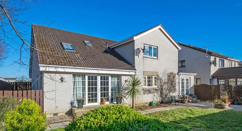 5 Bedrooms Link Detached House for sale in Nellfred Terrace, Inverurie, Aberdeenshire, AB51