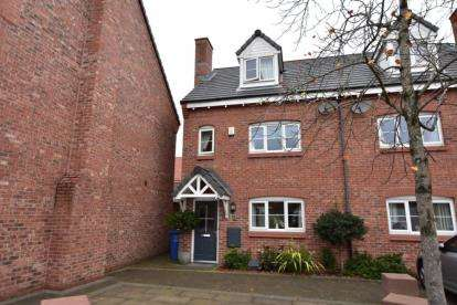 4 Bedrooms Semi Detached House for sale in Chiltern Mews, Chorley, Lancashire
