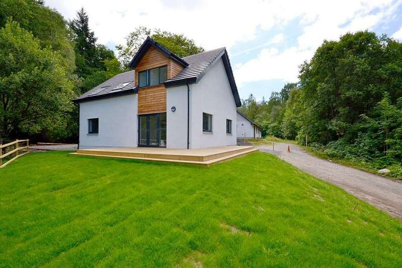 4 Bedrooms Detached House for sale in Old Saw Mill, Barcaldine