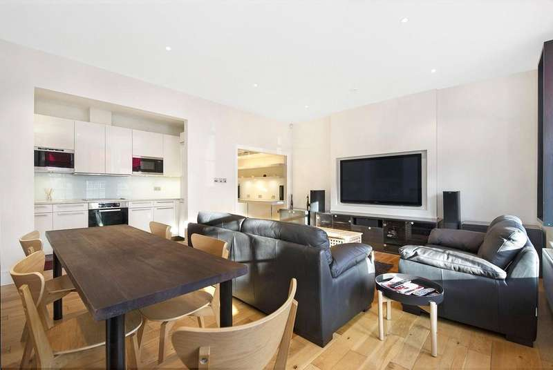 3 Bedrooms Flat for sale in Chiswick High Road, London, W4