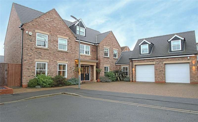 6 Bedrooms Detached House for sale in Lufton Close, Ingleby Barwick