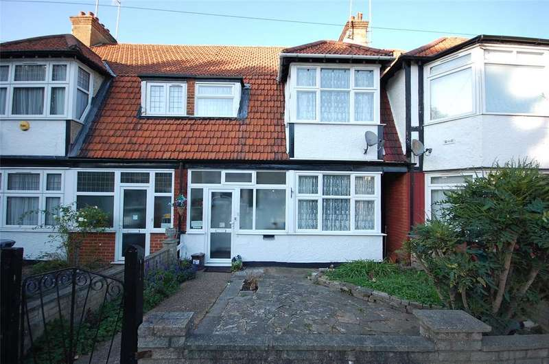 3 Bedrooms Terraced House for sale in Buxted Road, London, N12