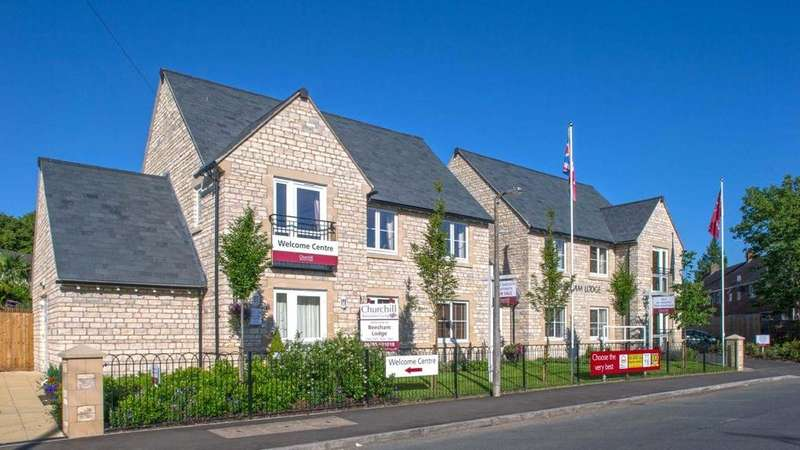 1 Bedroom Apartment Flat for sale in Beecham Lodge, Somerford Road, Cirencester, GL7