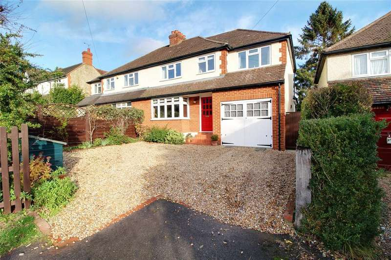 4 Bedrooms Semi Detached House for sale in Mill Lane, Earley, Reading, Berkshire, RG6