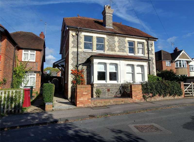 4 Bedrooms Semi Detached House for sale in St. Peters Road, Reading, Berkshire, RG6