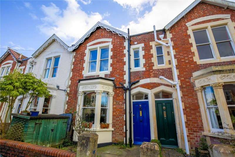 3 Bedrooms Terraced House for sale in Berkeley Road, Westbury Park, Bristol, BS6