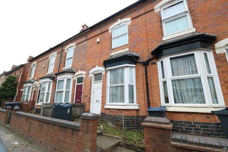 3 Bedrooms Terraced House for sale in Heathfield Road, Lozells, West Midlands, B19