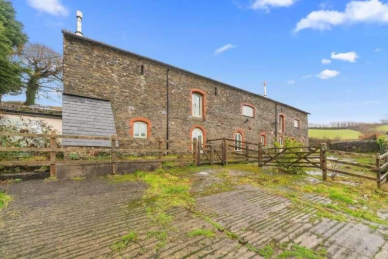 5 Bedrooms Detached House for sale in Quethiock, Liskeard