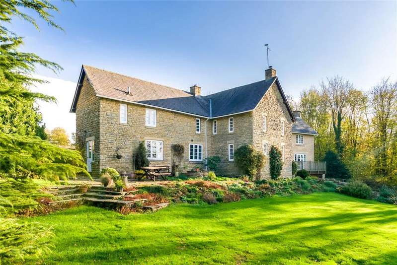 5 Bedrooms Detached House for sale in Marston St. Lawrence, Nr Banbury, Oxfordshire