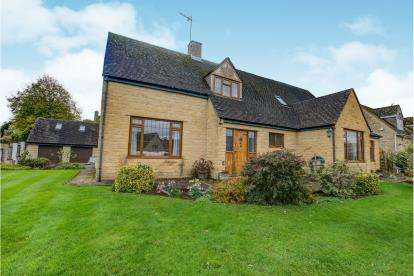 3 Bedrooms Detached House for sale in Pear Tree Close, Chipping Campden, Gloucestershire