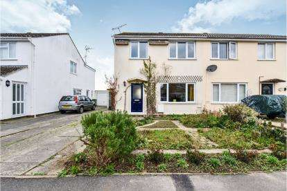 3 Bedrooms Semi Detached House for sale in Martock, Somerset, Uk