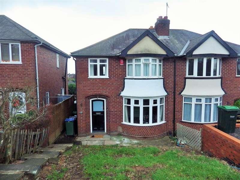 3 Bedrooms Semi Detached House for sale in Hillside Avenue, Rowley Regis