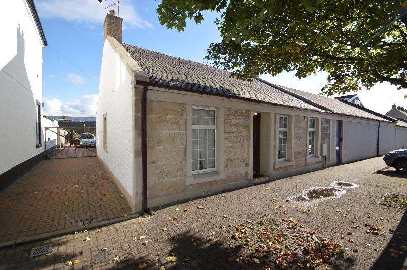 3 Bedrooms Bungalow for sale in Gottries Road, Irvine, North Ayrshire, KA12 8QE