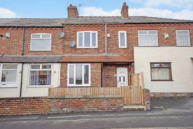 3 Bedrooms Terraced House for sale in Chester Street, Widnes