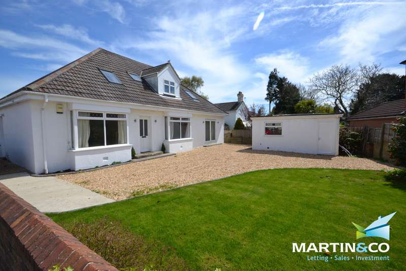 8 Bedrooms Detached House for rent in Moordown BH9
