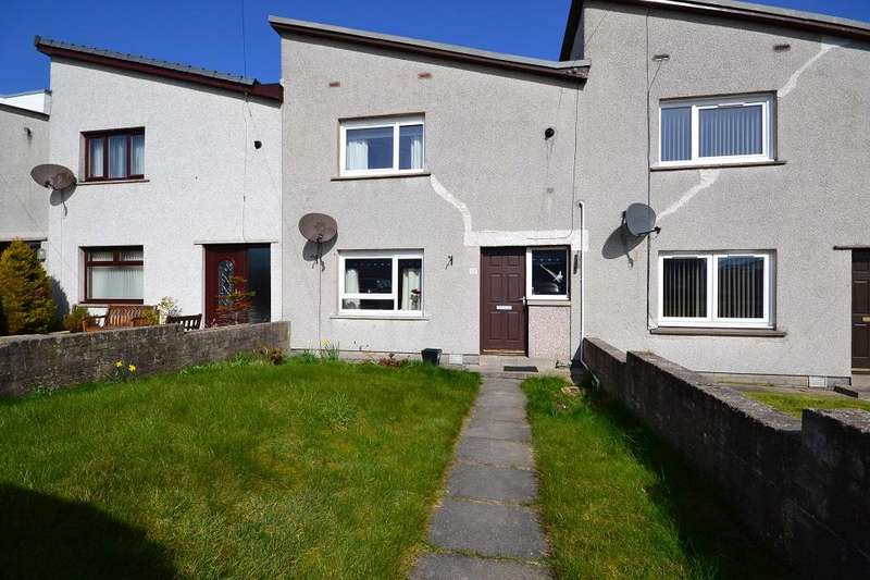 2 Bedrooms Terraced House for sale in 58 St Andrews Drive, Fraserburgh AB43 9AW