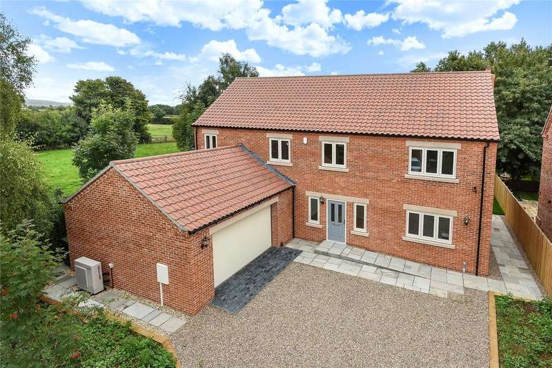 4 Bedrooms Detached House for sale in Coldrons Way, Brant Broughton, LN5