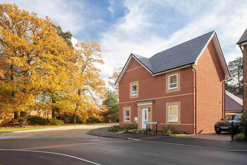 4 Bedrooms Detached House for sale in Alderney, Cricket Field Grove, Crowthorne