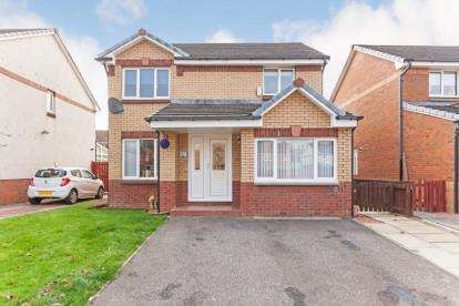 3 Bedrooms Detached House for sale in Macarthur Wynd, Cambuslang