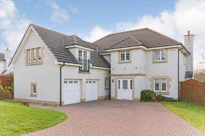 5 Bedrooms Detached House for sale in Torrance Avenue, Calderglen Meadow