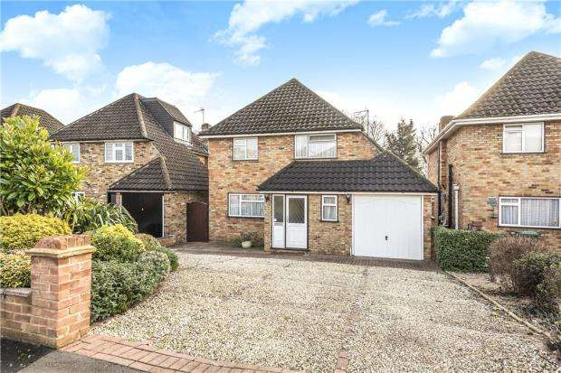 3 Bedrooms Detached House for sale in Bunby Road, Stoke Poges