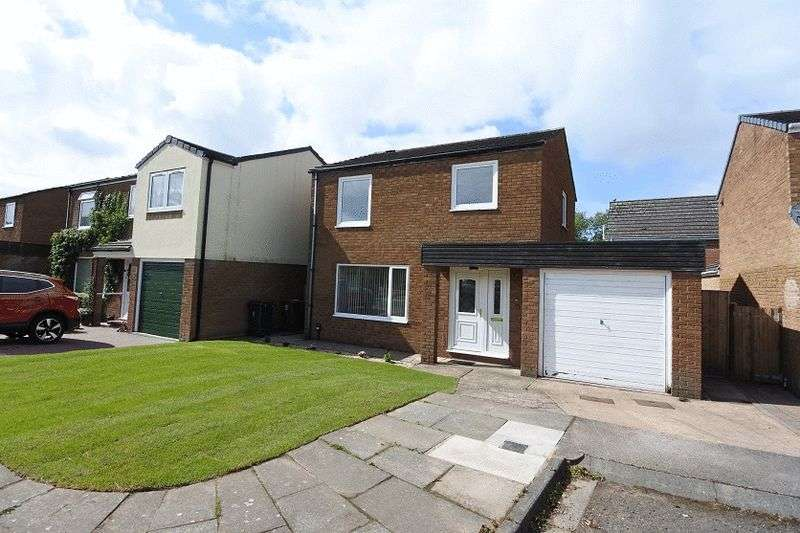 3 Bedrooms Property for sale in Lansdowne Close, Carlisle