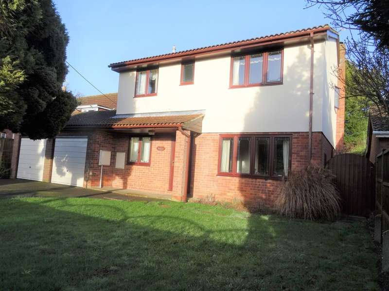 4 Bedrooms Detached House for sale in Wayside Road