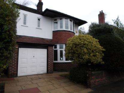 4 Bedrooms Detached House for sale in Kingsway, Cheadle, Greater Manchester