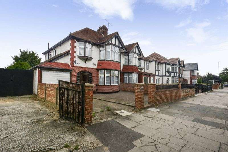 3 Bedrooms Property for sale in Bath Road, Hounslow