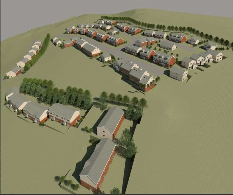 Property for sale in Brynbedw Road, Ferndale
