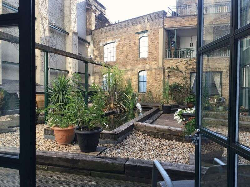 1 Bedroom Property for sale in Rotherhithe Street, London