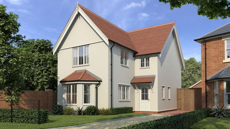 4 Bedrooms Detached House for sale in Tiptree, Colchester