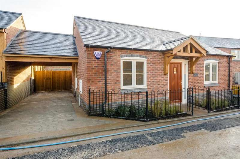2 Bedrooms Detached Bungalow for sale in High Street, Whetstone, Leicester