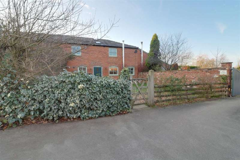 4 Bedrooms Cottage House for sale in Chester Lane Farm, Winsford
