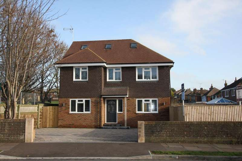 4 Bedrooms Detached House for sale in Baldwin Avenue, Eastbourne BN21