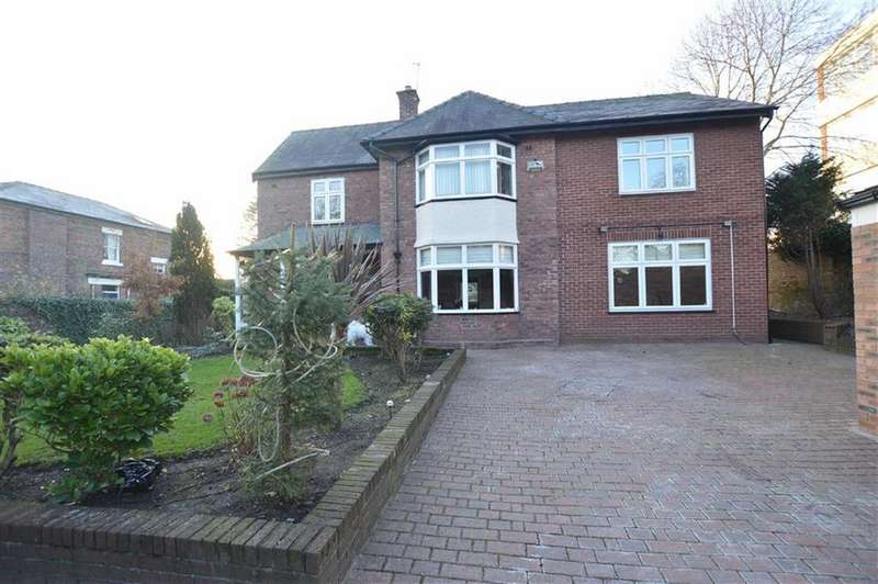 4 Bedrooms Detached House for sale in Grosvenor Place, Oxton, CH43